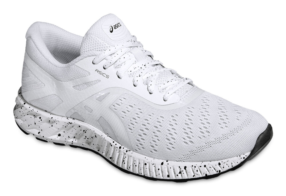 asics fuzex lyte 2 fille blanche